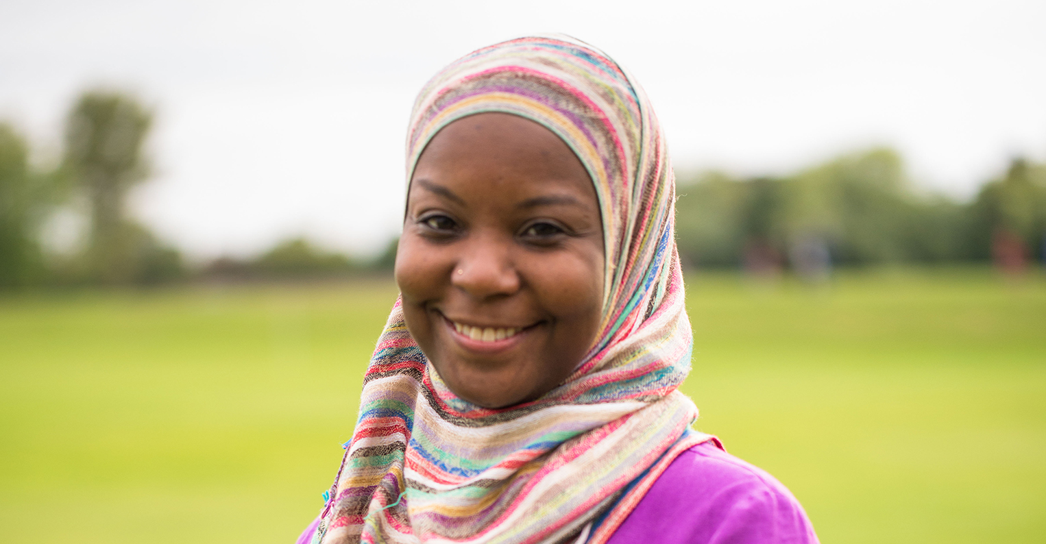 Kameelah Mu'Min Rashad - The Ariane de Rothschild Fellowship
